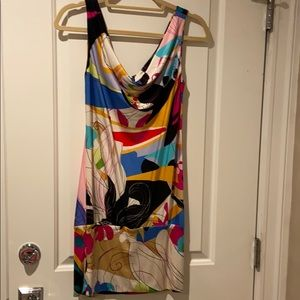 Diane Von Furstenberg Silk Top/Dress